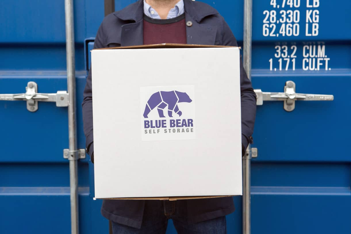 Blue Bear Self Storage – Staying safe and secure