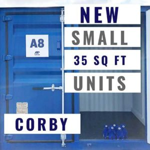 Cost-effective storage arrives in Corby