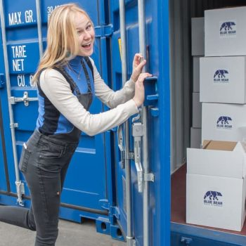 Storing with Blue Bear Storage